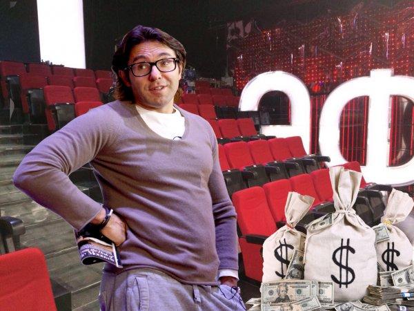 Жирок растет, Малахов богатеет - Ведущий обдирает до нитки «Россию 1»