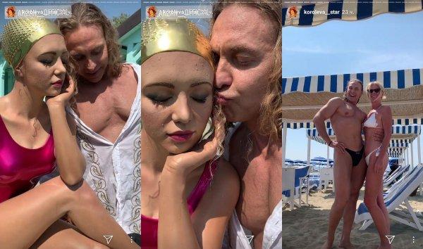 Унижения ради семьи или почему Королёва стерпела «разврат» Тарзана на пляже