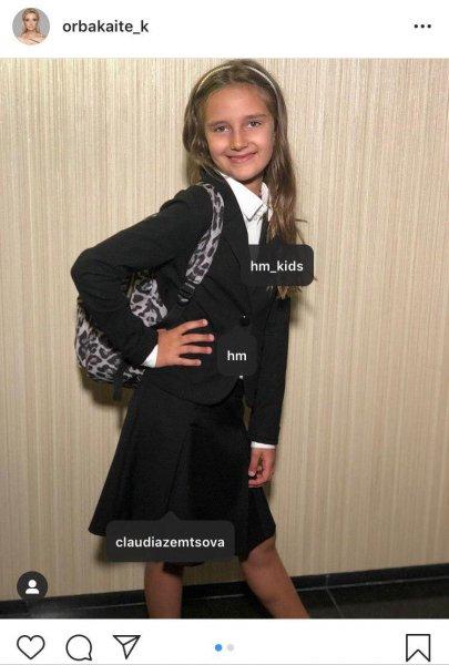 Когда «бабушка» - просто слово... Внучка Пугачевой вынуждена одеваться в школу в ширпотреб