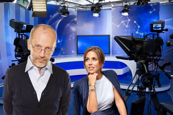 «Сядь ещё ниже!» – Гордон опустил Барановскую перед ведущей другого канала