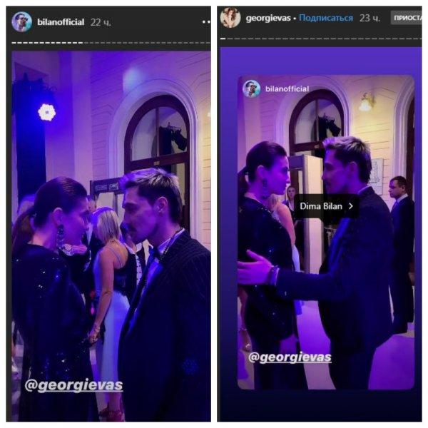 «Запал» на замужнюю - Билан начал изменять Рудковской?