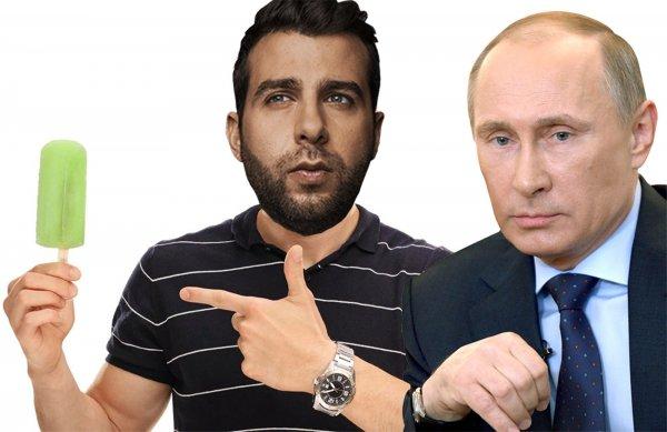 Путин заметит – не простит! Пародия Ивана Урганта на Первом доведет шоумена до Муз-ТВ