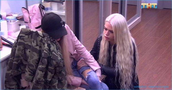 Он тихо ломает пальцы, а она его покрывает...Ольга Орлова начала заикаться от издевательств на «Доме-2»