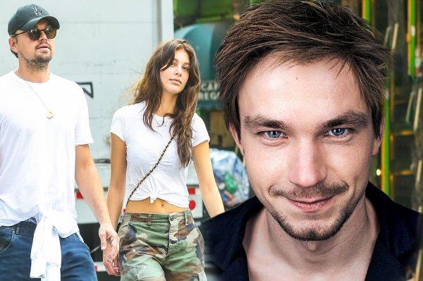 Это нокаут…Александр Петров уводит модель у Ди Каприо?
