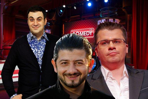 А Мишка-то предатель… Мартиросян «засветил» новый образ Галустяна для Comedy Club