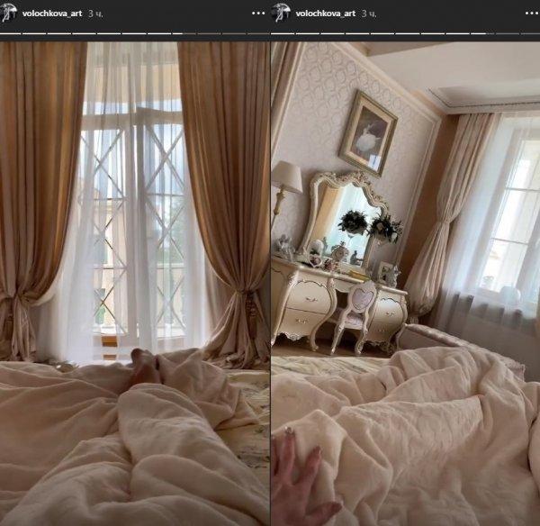 В постели с манекеном или как Волочкова «сходит с ума» от одиночества?