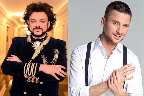 Киркоров и Лазарев увлеклись молодыми красавчиками в сети