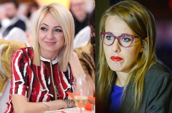 Собчак нервно курит в сторонке, ведь Рудковская отдала титул «самой креативной свадьбы» Клюкиной