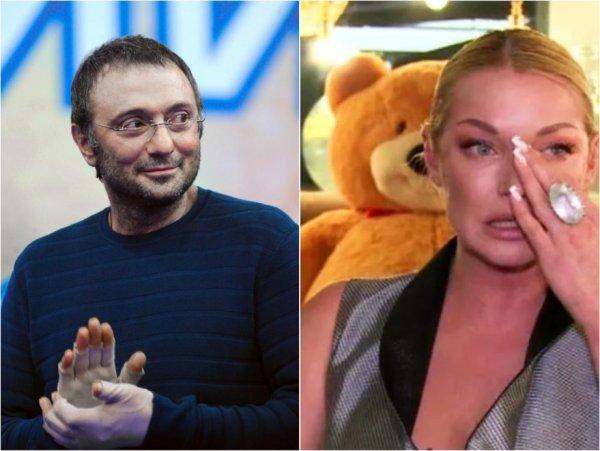 Керимов узнал об «аборте» или за что Волочкова поплатилась карьерой в Большом театре?