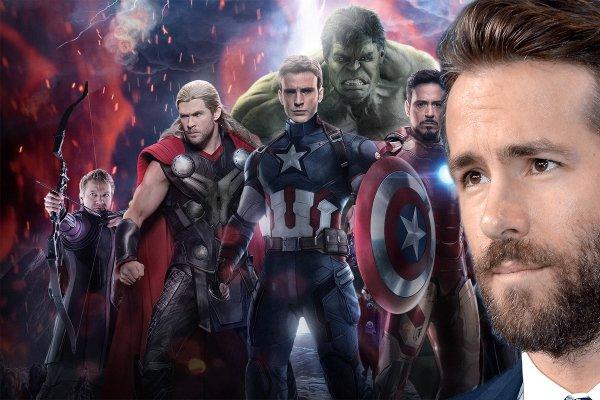 «Дэдпул» останется без Рейнольдса - Актер пытается пробиться в «Мстители»
