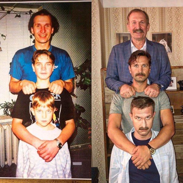 Карьера отца важнее или почему сыновья Добронравова так и не обрели славу?