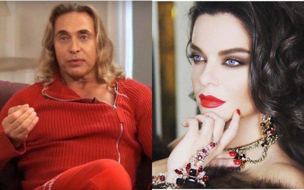Тарзан впервые вышел в свет с новой любовницей?