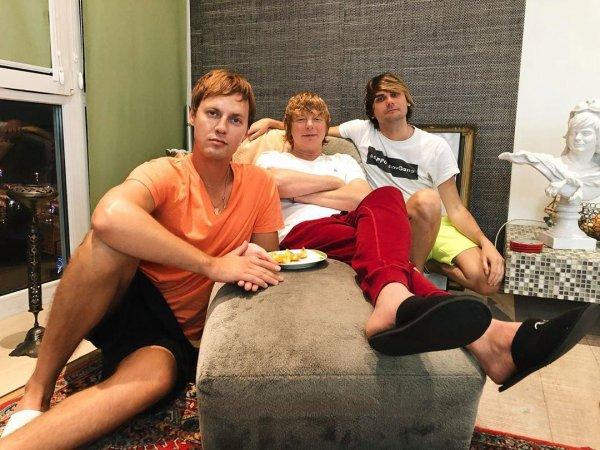 Гей-группа «Рыжего из Иванушек» заявила о себе «нетрадиционным» клипом