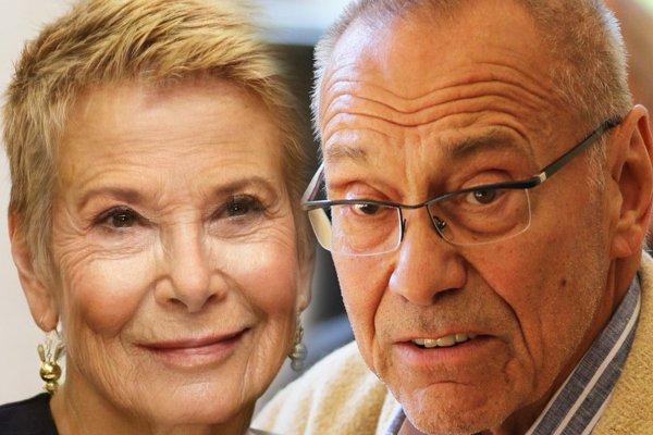 Старик выжал все соки – Высоцкая постарела и стала «клоном» 82-летнего Кончаловского