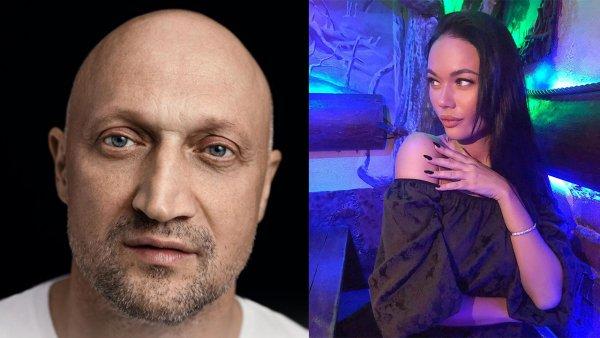 Куценко облапал беременную Кошкину на съемках фильма