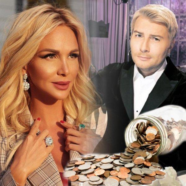 «Порвал» из-за денег или как Лопырева чуть не разорила Баскова?