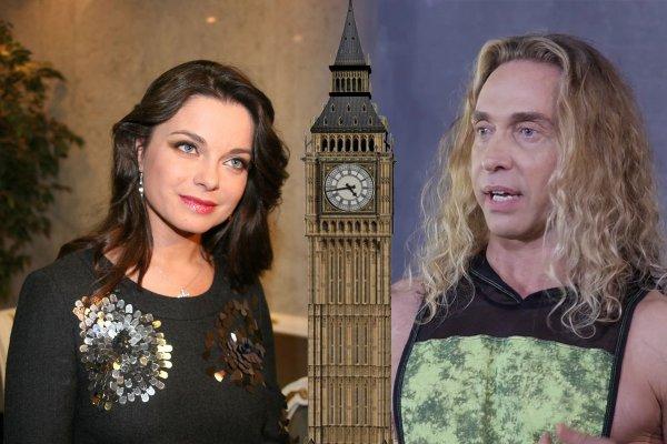 Наташа поставила точку. Королева и Тарзан окончательно расстались в Лондоне