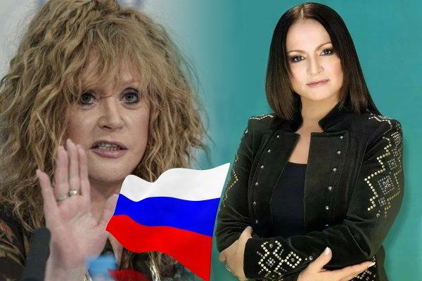 Пугачева больше не угроза или почему Ротару не вернулась в Россию раньше?