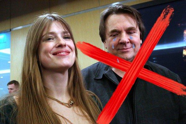 Брак развалился, как и «Первый канал» - Эрнста бросила молодая жена?