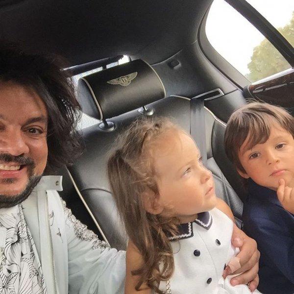 Дети «затасканы» по съемкам или почему чада Киркорова не видят нормально детства?