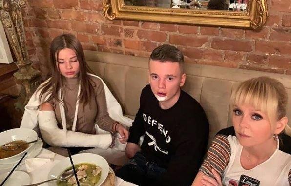 Авария с сыном Валерии была последствием алкогольного вечера?