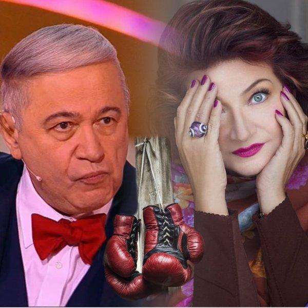 Петросян не только изменял, но и избивал Степаненко?