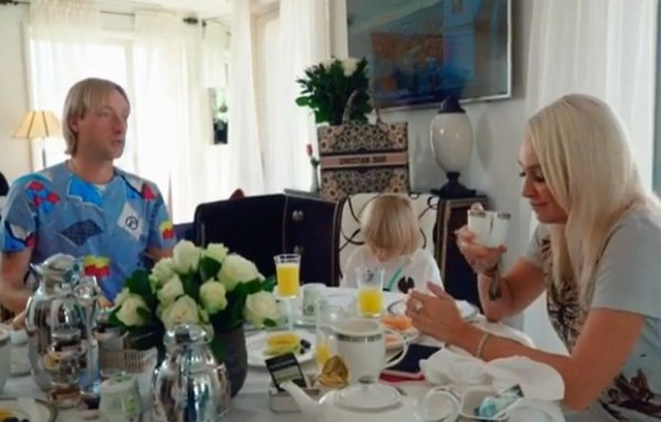 Плющенко мстит… Рудковская «нарвалась» на измены мужа из-за Батурина