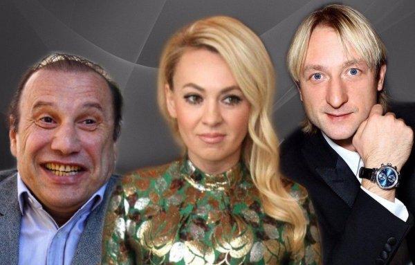 Месть за внебрачного сына? Рудковская пиарит бизнес экс-супруга за счет шоу Плющенко
