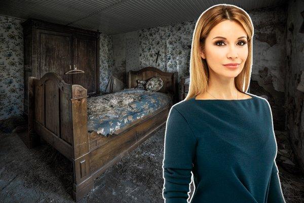 Загаженный ковёр, обмоченная простынь: Орлова опозорилась зачуханной спальней