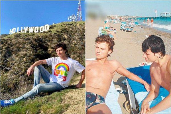 Из США с любовью к мальчикам: Прохор Шаляпин публично признался в гомосексуализме