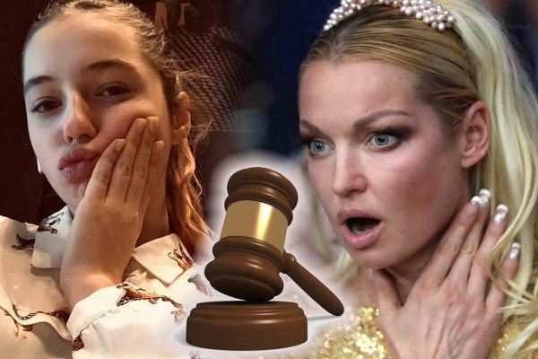 Бросить пить, выиграть суд - Волочкова рискует потерять дочь из-за мести матери