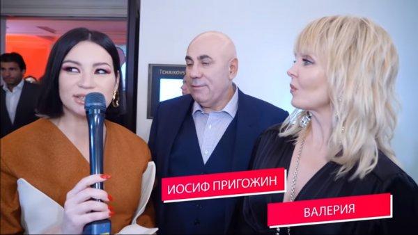 «Пока Валерия, пока Жозефина»: Галич обсмеяла Пригожина, а певица придумала ему обидное прозвище