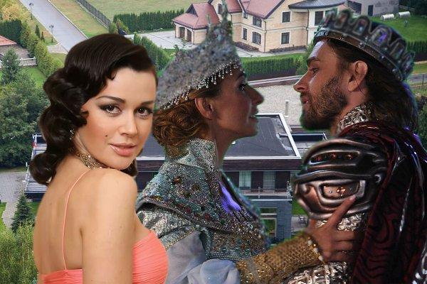Неледовые страсти: Навка готова взять в семью дочь «умирающей» Заворотнюк?