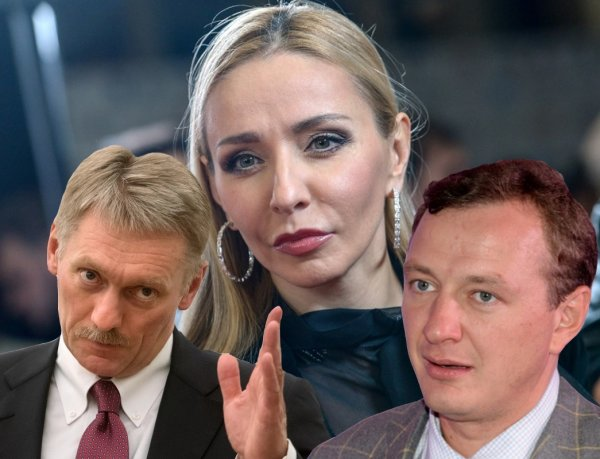 «Залетела» от Башарова или почему Песков подал на развод с Навкой?