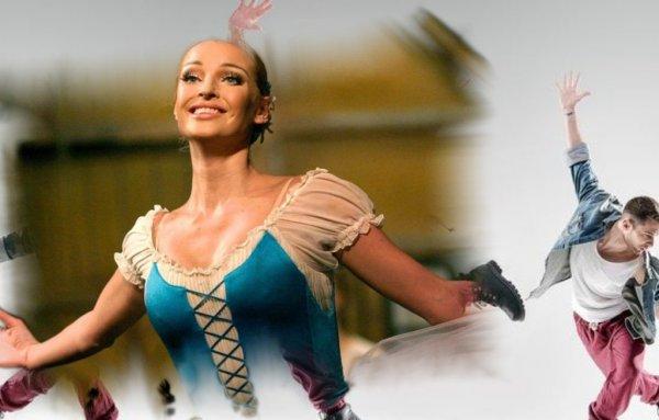 «Бахнула» во время тренировки? Странные танцы Волочковой попали в Сеть