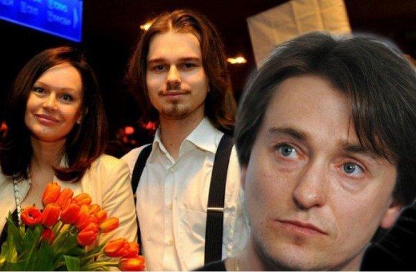 Трагическая смерть единственного сына разрушила брак Безрукова с женой