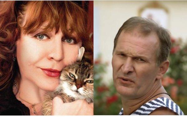 «Сваты» окрыляют! Кравченко возобновила роман с женатым Добронравовым?