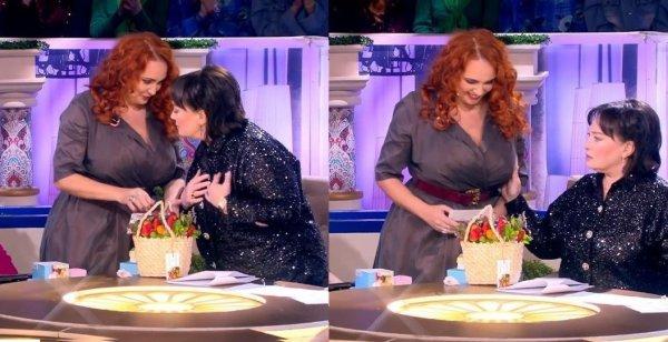 Ни стыда, ни совести: «Распутная» Гузеева облапала невесту в эфире «Давай поженимся!»