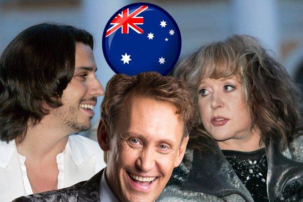 Пугачева не догонит! Галкин и Дроботенко тайно покупают особняк в Австралии?