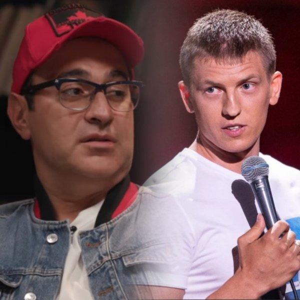 «Мартиросян сжирает» — Щербаков рассказал о жестких условиях работы в Comedy.