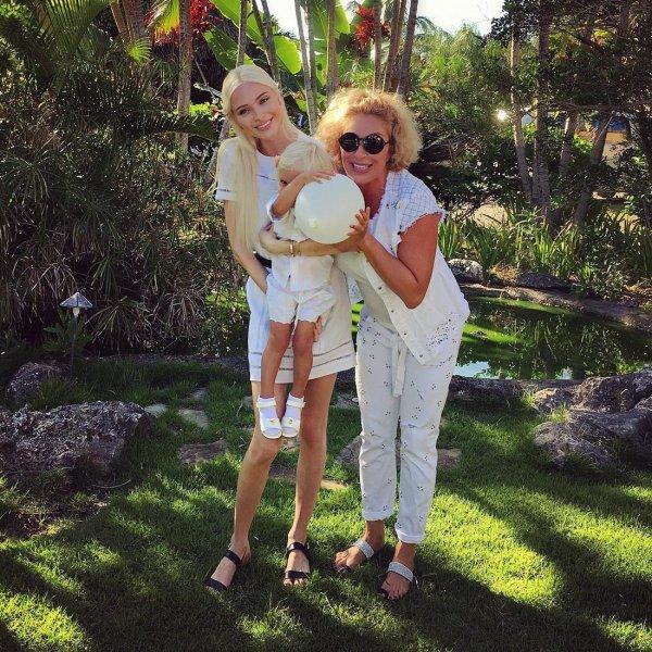 «Никогда не мечтала о дочери» - Мать Тимати жестко «прошлась» по невестке Решетовой