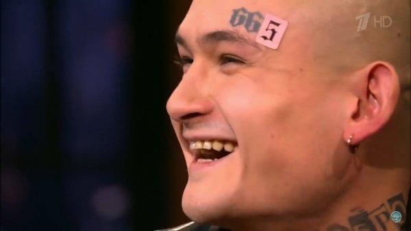 «Легендарная пыль» на зубах: Моргенштерн опозорился на ТВ пожелтевшей челюстью
