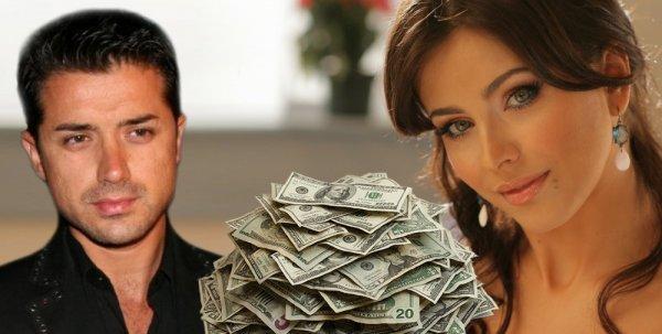 Деньги или дочь. Лорак «шантажом» заставила экс-мужа отказаться от раздела имущества