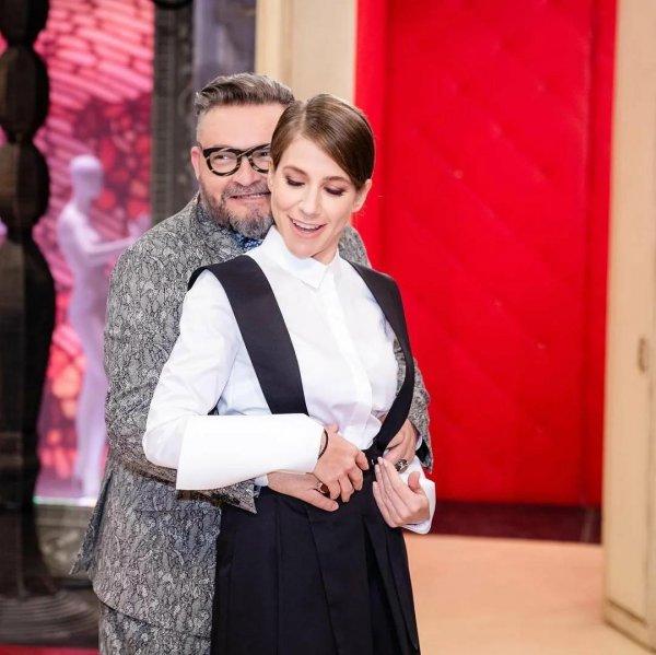 Васильев настоящий жених? Барановская уже не скрывает объятия и поцелуи со стилистом «Модного  приговора»