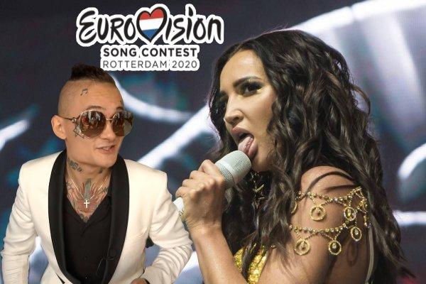 Дуэт Моргенштерна и Бузовой представит Россию на «Евровидении»?