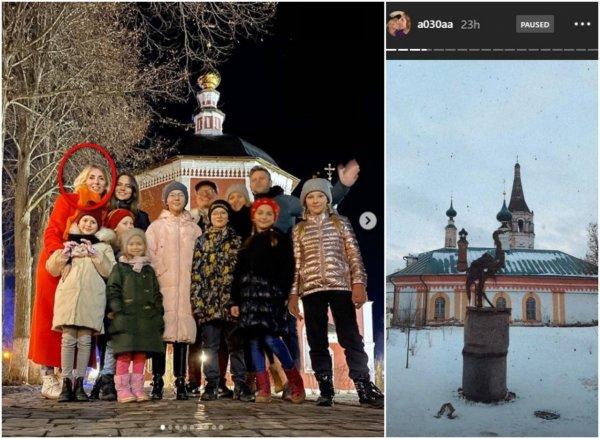В монастырь, за грехи! Светлана Бондарчук «раскаивается» за серию откровенных фото
