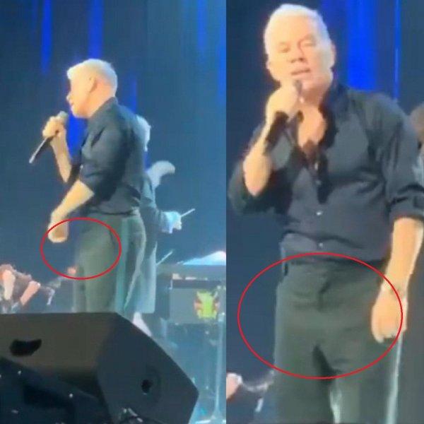 Неприглядный вид и «памперсы» в штанах: Газманов оконфузился на концерте в Минске