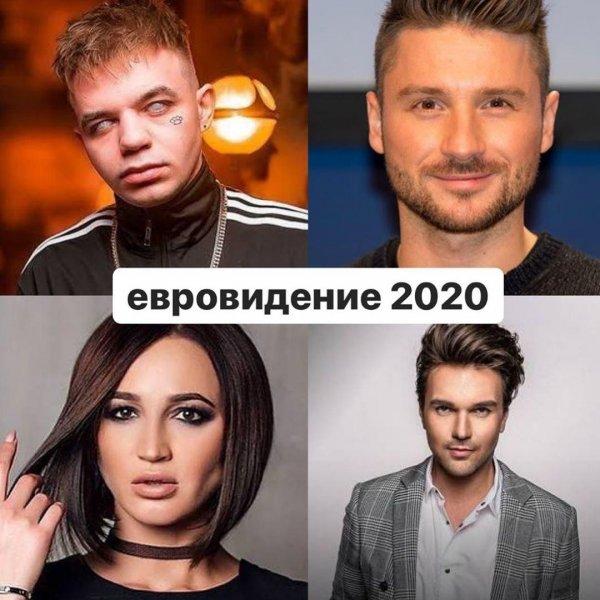 Давай по новой, Серёга! Лазарев опять поедет на «Евровидение»