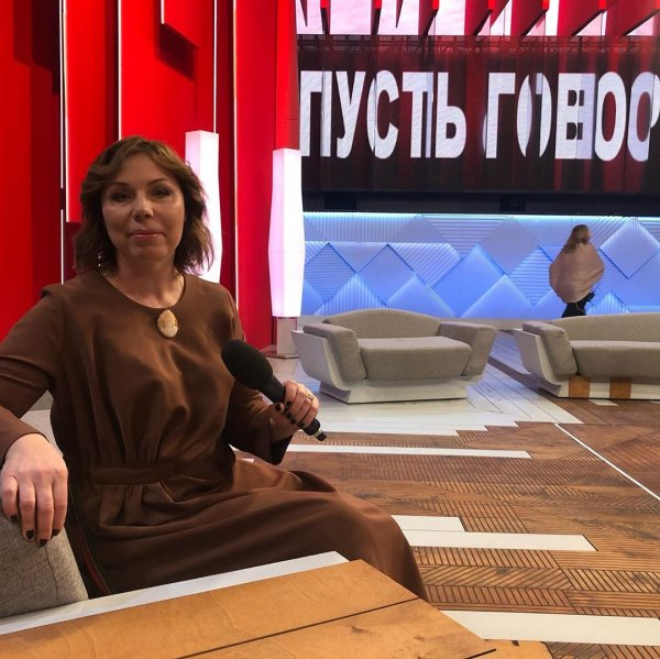 Борисову придется потесниться! «Сестричка» Началовой выживет ведущего с Первого канала?