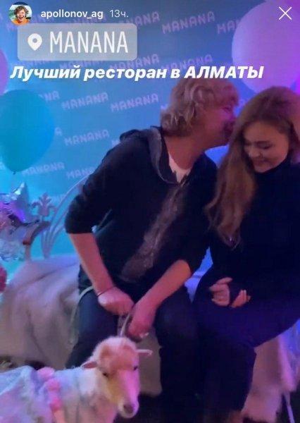 Недолго по жене горевал! Григорьев-Аполлонов «закрутил» интрижку с начинающей певицей